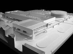 Novo Museu dos Coches (Lisboa) - Paulo Mendes da Rocha, MMBB e Bak Gordon Arquitectos