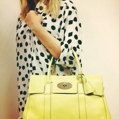 The pistachio Mulberry Bayswater