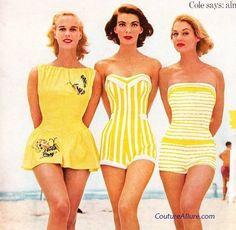 Citrus Notes - Nautical Stripes: 20 Inspiring Vintage Photos From Pinterest - StyleBistro