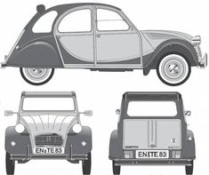My first car Car Prints, 2cv6, Car Drawings, Motorcycle Bike, Amazing Cars, Toys For Boys, Old Cars, Cars And Motorcycles, Charleston