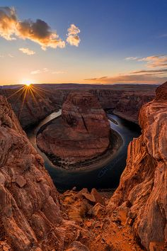 Horseshoe Bend - Grand Canyon, Arizona
