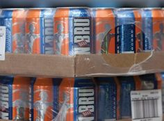 Value sales and volume sales on the rise for Irn-Bru manufacturer AG Barr.