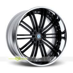 Beyern BMW Baroque Black Wheels For Sale- For more info:  http://www.wheelhero.com/customwheels/Beyern-BMW/Baroque-Black