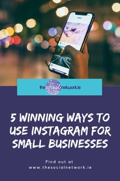 There are over 25 million companies across the world using Instagram for their business and over 200 million users visit at least one business profile every day – but how can you make sure your business is in the mix?  Here are our top tips for polishing your business presence on Instagram. #instagram #smallbusiness #socilamediaforsmallbusiness Social Networks, Social Media, Business Profile, At Least, Management, Marketing, Day, Tips, Instagram