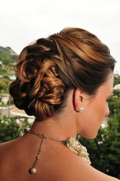 Wedding Updo -- so many I like dammit!!!!