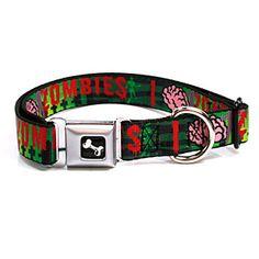Zombie Dog Collar