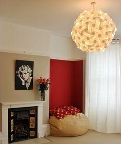 Smarty Lamps Elektra Ceiling Light Shade
