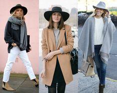 15 looks de inverno com chapéu para você copiar já - Moda it