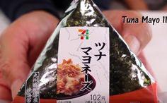 Tuna Mayo Onigiri - 7/11 Japan