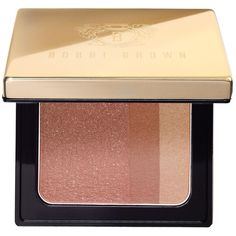 Bobbi Brown Brightening Blush, Wine & Chocolate Collection ($50) ❤ liked on Polyvore featuring beauty products, makeup, cheek makeup, blush, warm cocoa and bobbi brown cosmetics