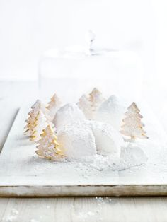 Snowy Marshmallow Mountains | Donna Hay