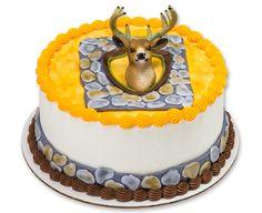 Deer Head Magnet DecoSet® Cake Topper