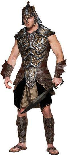 Dragon Lord Costume: