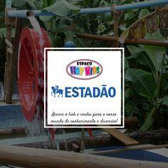 """Via @agenciaestado: """"Projeto inovador aposta em educação com diversão"""" Saímos no #Estadão! :) Acesse o link da nossa matéria e fique por dentro de tudo o que rola por aqui.  #fériasnohotkids #bdsp #grandesãopaulo #diversão #aventura #sustentabilidade #familia  https://goo.gl/NpLG1r"""