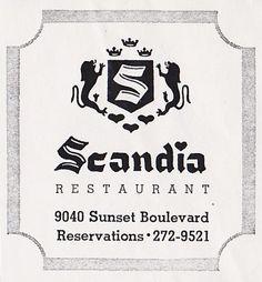 Scandia Restaurant