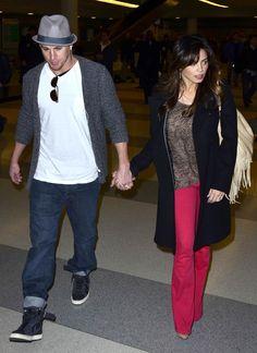 Jenna Dewan-Tatum Photo - Channing Tatum and Jenna Touch Down at JFK