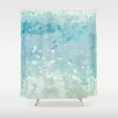Ocean Palette Shower Curtain