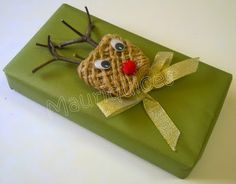 Mauriquices: A rena trouxe um presente...