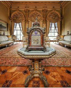 Dolmabahçe palace.. Istanbul Turkey