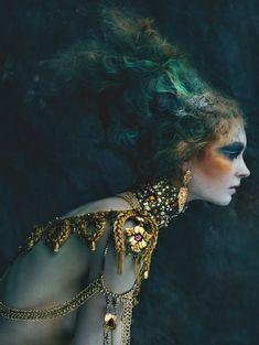 Photography & styling by Amberly Valentine for  Hedonist Magazine, December  2013  Hair: Guiseppe Bulzis  Make-up: Akari Sugino Models: Shannon Brennan & Irina Roshik