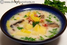 Deli, Cheeseburger Chowder, Good Food, Food And Drink, Soup, Cooking Recipes, Ethnic Recipes, Food, Kitchens