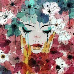 Deja salir tus lágrimas, deja que tu tristeza se evapore con cada gota que surja de tus ojos. No permitas que se queden dentro tus sentimientos.