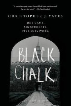 Black Chalk: Book Review by Book Page