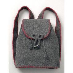 Free Easy Women's Bag Knit Pattern