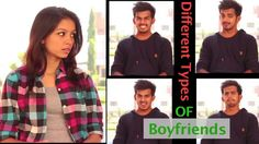 Different Types of Boyfriends - India