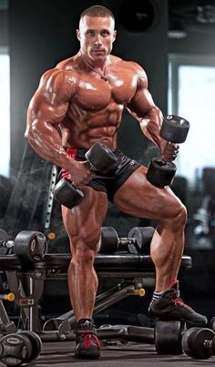 ass Male shorts muscle gym