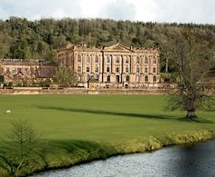 A Noble Vision at Chatsworth- The Duke and Duchess of Devonshire revive the Baroque splendor of their state rooms