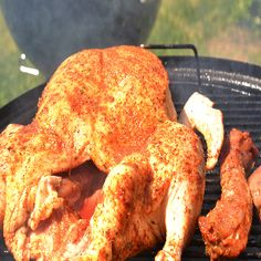 BBQ Adventure & How To: BBQ a Duck