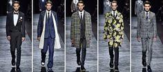 Menswear FW15: Dior Homme