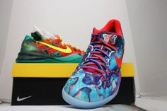 2afcc99efb6c Nike Zoom Kobe VIII 8 System Premium Size 11 - What The Kobe WTK - 635438