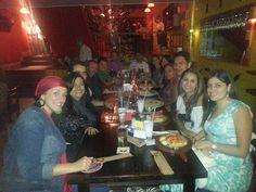 Cena de Navidad en Presence Manizales, Colombia