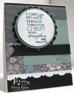 Mojo120 *~*Strength For Today*~* by va.sunshine - Cards and Paper Crafts at Splitcoaststampers