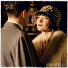 Phryne and Jack, Miss Fisher's Murder Mysteries