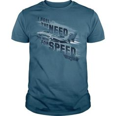 I Love Top Gun Need For Speed  Shirts & Tees