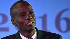 nice Jovenel Moise wint Haïtiaanse presidentsverkiezingen