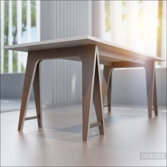 T1 Table on Furniture Served