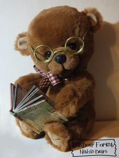 "GingerBready 9"" little bear"
