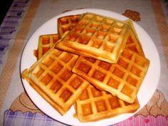 Receita de Waffle - testada e aprovada!