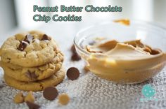 All we have to say is Peanut Buttery deliciousness. #Yummy #desserts http://cookielovebakeshop.com/cookies/