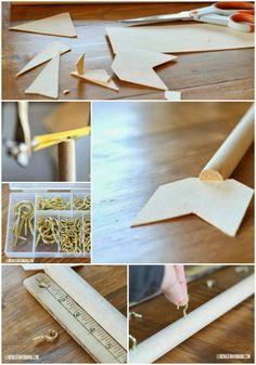 DIY Arrow Jewelry Holder - life{in}grace