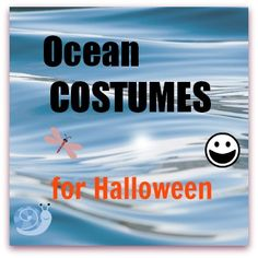 Ocean Costumes for Halloween for kids and adults