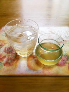 〓レンジで簡単*果汁100%無添加の梅酢