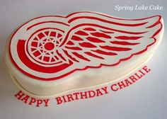 Red Wing Cake