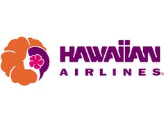 Logo of Hawaiian Airlines designed by Landor Associates.specifically Long remember Lil Saider. She was serious talent! Lettering George McQueen another of the boys on the boat. Airline Logo, Great Logos, Logo Google, Logo Inspiration, Evolution, Hawaiian, Clip Art, Branding