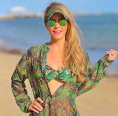 Look praia Doux Brasil @carolinagaia
