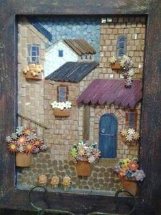 Street mosaic by mcheshinski